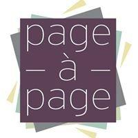 Page à Page conservation