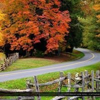 Blue Ridge Parkway, Blowing Rock, N.C.