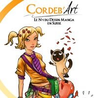 Cordeb'Art - Cours de dessin Manga