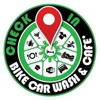 Check-In Bike Car Wash&Cafe