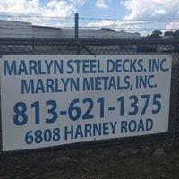 Marlyn Steel Decks