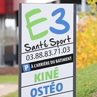 E3 Kiné Sport - E3 Ostéo Sport