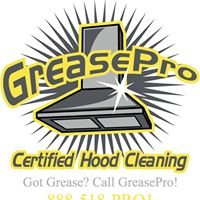 GreasePro Commercial Kitchen Hood Cleaning in Greenville SC & Asheville NC