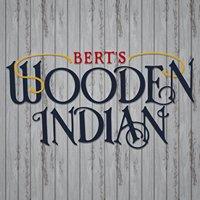 Bert's Wooden Indian