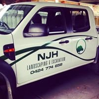 NJH Landscaping & Excavation