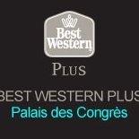 Hotel BEST WESTERN PLUS Palais des Congrès