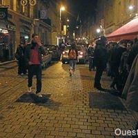 Rue Ecuyere à Caen.