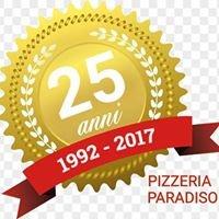 """Pizzeria """"Paradiso"""" di Balsorano dal 1992."""