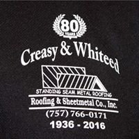 Creasy & Whiteed Sheetmetal and Roofing
