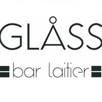 Glass bar laitier