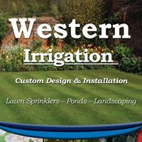 Western Irrigation Custom Design & Installation