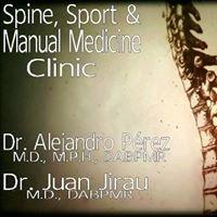 Spine, Sports & Manual Medicine Clinic by Alejandro Pérez