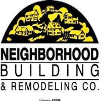 Neighborhood Building & Remodeling