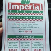 Imperial Pizza