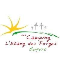 Camping de l'étang des Forges - Belfort
