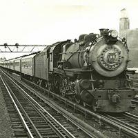 LIRR Steam Locomotive #35