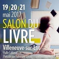 Salon du livre Villeneuve-sur-Lot