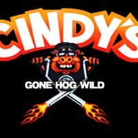 Cindy's Gone Hog Wild