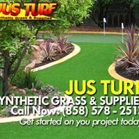 Jus Turf- Synthetic Grass & Supplies