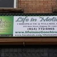 Life in Motion Chiropractic and Wellness, PLLC