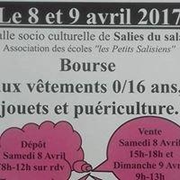 """Association des écoles de salies du salat""""les petits salisiens """""""