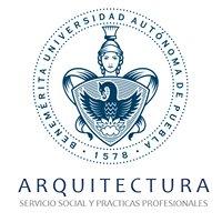 Servicio Social Arquitectura BUAP
