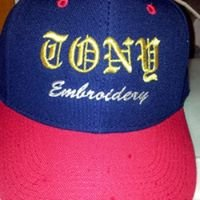 Tony Embroidery POCO