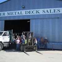 Whitaker Metal Deck Sales, Inc.