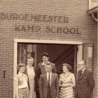 Burgemeester Kampschool (Lagere School 1955-2005)
