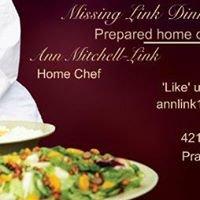 Missing Link Dinner Service