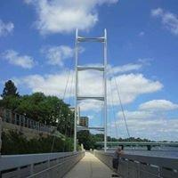 Rockford Riverwalk at Riverfront Museum Park