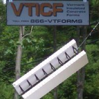 Vermont Insulated Concrete Forms