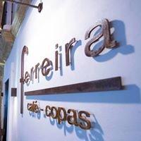 Ferreira-Hostal Café-Copas