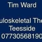 Tim Ward MSK Therapist Teesside