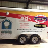 Residential Electric, Heating & Cooling & Retrofoam