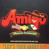 Amigo Mexican Restaurant--Red Bank