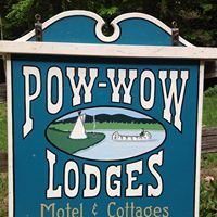 Pow-Wow Lodges & Motel on the Beautiful Shores of Mirror Lake, N.H.