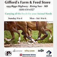 Gifford's Farm  &  Feed Store