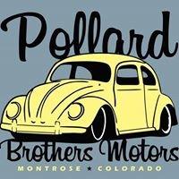 Pollard Brothers Motors