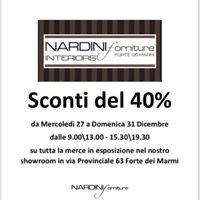 Nardini forniture