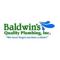 Baldwin's Quality Plumbing
