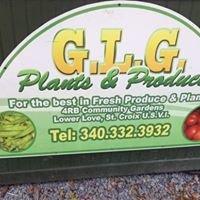 GLG Plants & Produce