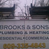 Brooks and sons plumbing and heating NJ lic#10595