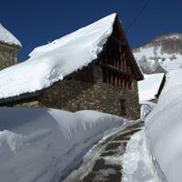 Grange : gite dans les Pyrénées vallée d'Oueil Bagnères de Luchon