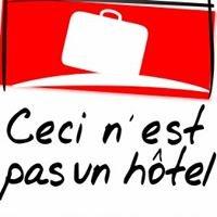 B&B Ceci n'est pas un Hotel , 3 chambres d hotes à Liège