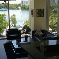 Nick's Penthouse Suite, The Metropolitan at Lake Eola