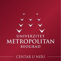 Univerzitet Metropolitan - centar u Nišu