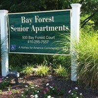 Bay Forest Seniors Apartments