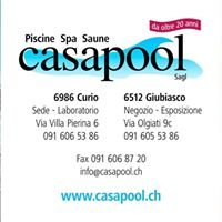 Casapool Sagl - piscine, SPA, saune