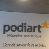 Podiart- Clinique podiatrique de Montréal